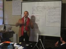 Group discussion about future objectives for a museum in Spaç | Diskutimi i përbashkët për objektivat e ardhshme për një muzeumi në Spaç
