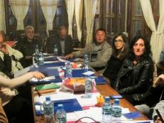 Group discussion about future objectives for a museum in Spaç | Diskutimi i përbashkët për objektivat e ardhshme për një muze në Spaç